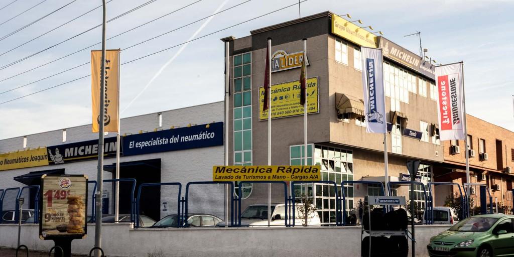 tienda de neumaticos en getafe
