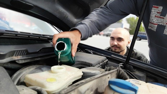 Taller en Madrid para cambiar el aceite y filtro de aceite